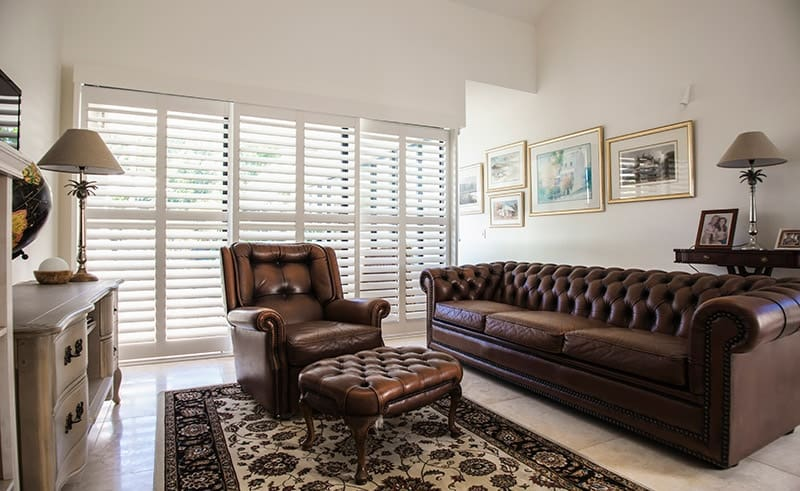 Factory Direct basswood timber plantation shutters