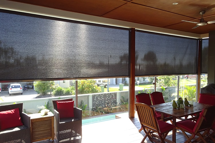 patio drop decks products blinds brisbane guided straight wireguide awnings awning shades wire for outdoor ozrite