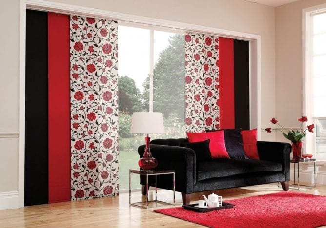 Photo of Panel Glide Blinds