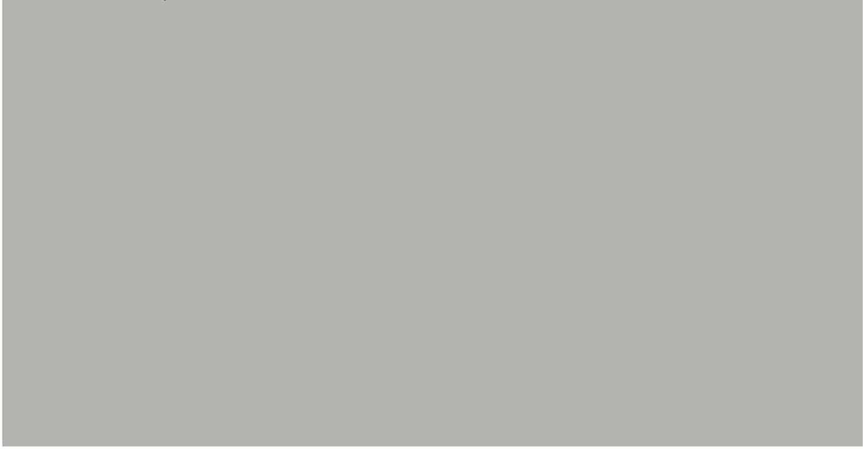 Zipscreen Aluminium colour Shale Grey