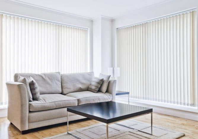 Photo of Vertical Blinds